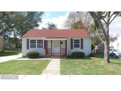 2707 KIRTLAND AVE District Heights, MD MLS# PG9523199