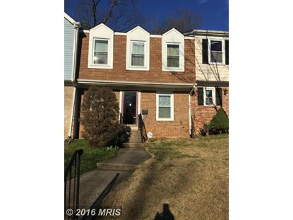 7011 WOODSTREAM TER Lanham, MD MLS# PG9550264
