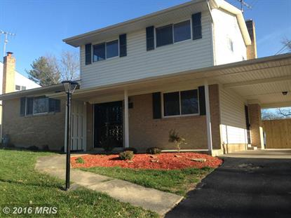 4709 ALCON DR Temple Hills, MD MLS# PG9552127