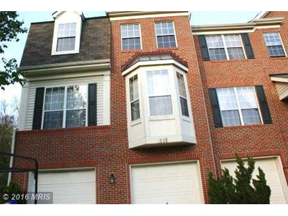 1816 WHISTLING DUCK DR Upper Marlboro, MD MLS# PG9555898