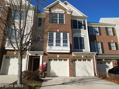 5402 MARSHALLS CHOICE DR #61 Bowie, MD MLS# PG9559769