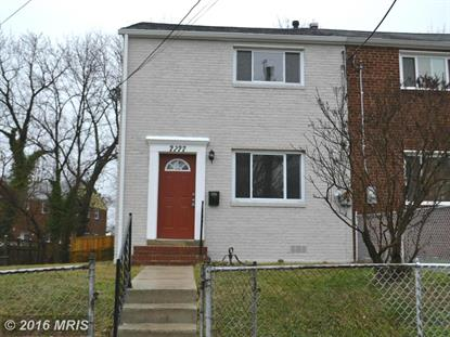 2222 HOUSTON ST Suitland, MD MLS# PG9564680