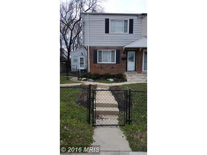 2303 LAKEWOOD ST Suitland, MD MLS# PG9588098
