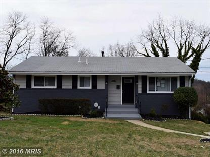 3355 SOUTHERN AVE Suitland, MD MLS# PG9594728