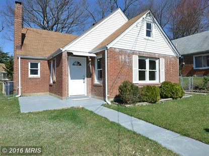 6922 SHEPHERD ST Hyattsville, MD MLS# PG9599280