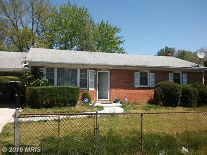 5818 SUITLAND RD Suitland, MD MLS# PG9631393