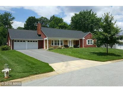 2708 BARTLETT LN Bowie, MD MLS# PG9636629