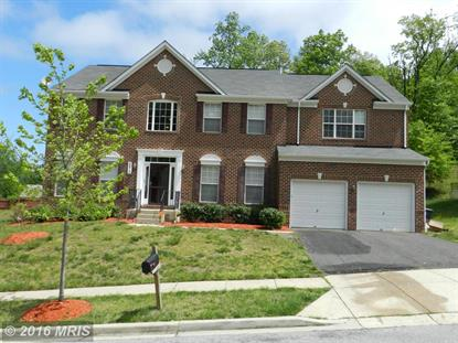 6812 ASHLEYS CROSSING CT Temple Hills, MD MLS# PG9645479