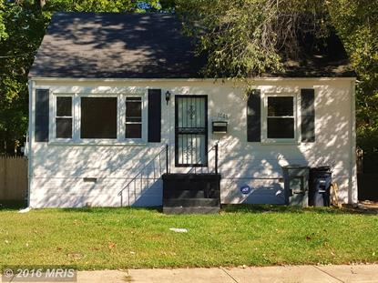 1707 COLUMBIA AVE Landover, MD 20785 MLS# PG9647571