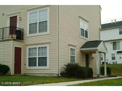 801 ENGLISH CHESTNUT DR #1 Hyattsville, MD 20785 MLS# PG9650642
