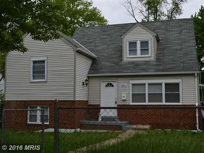6814 DECATUR ST Hyattsville, MD MLS# PG9659464
