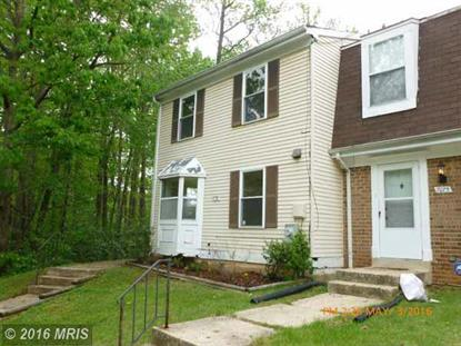 7077 PALAMAR TURN Lanham, MD MLS# PG9690405