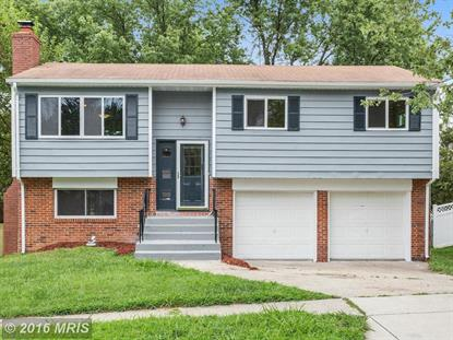 6012 LUCENTE AVE Suitland, MD MLS# PG9733969