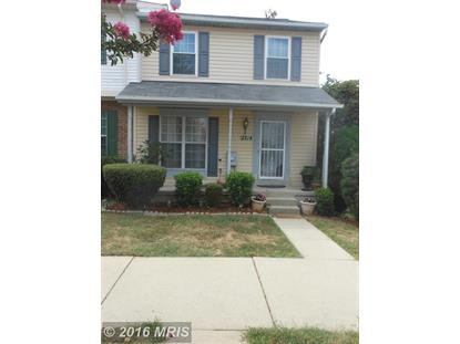2814 PIN OAK LN Lanham, MD MLS# PG9767603