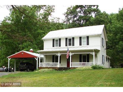 Real Estate for Sale, ListingId: 33065880, Franklin,WV26807