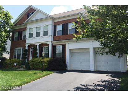 9917 BROADSWORD DR Bristow, VA MLS# PW8390377