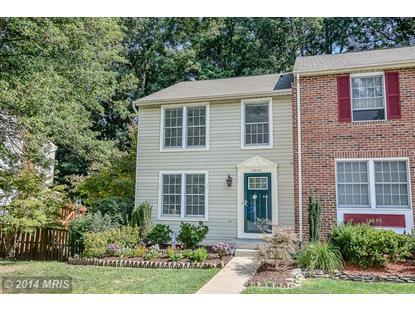 12842 BISON CT Woodbridge, VA MLS# PW8456775