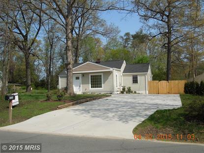 8506 RUGBY RD Manassas Park, VA MLS# PW8611109