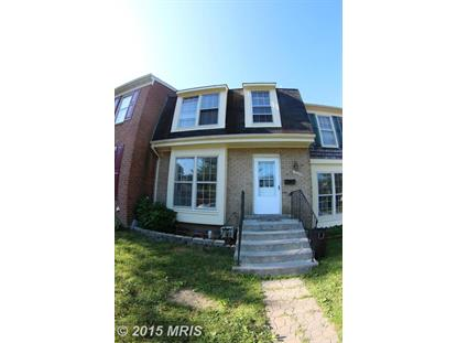3203 FOOTHILL ST Woodbridge, VA MLS# PW8708296