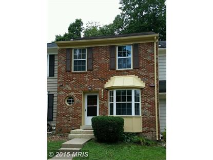 3465 AVIARY WAY Woodbridge, VA MLS# PW9527672