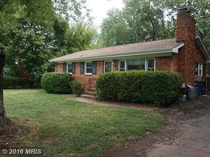 8413 SUNSET DR Manassas, VA MLS# PW9770725