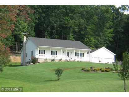 1221 COTTONTOWN RD Strasburg, VA MLS# SH8170871