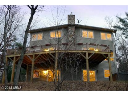 167 WILLIAMS LN Basye, VA MLS# SH8223208