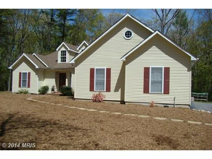 139 RED TAIL CT Basye, VA MLS# SH8330958