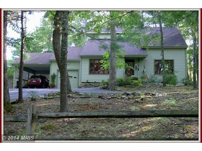 177 CONNIE RD Basye, VA MLS# SH8444260