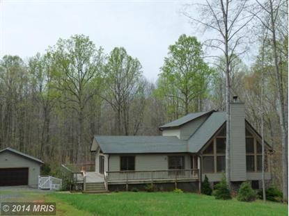 7312 SUGAR HOLLOW RD Orange, VA MLS# SP8257041