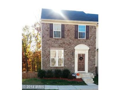 11525 ACCORD COURT #301A Fredericksburg, VA MLS# SP8522747