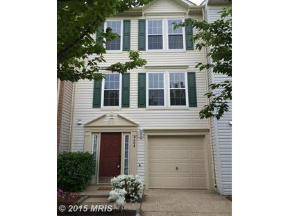 4004 FOUNTAIN BRIDGE CT Fredericksburg, VA MLS# SP8625558