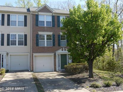 3901 FOUNTAIN BRIDGE CT Fredericksburg, VA MLS# SP9617447
