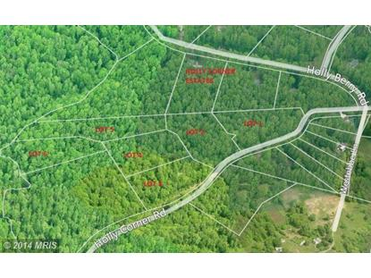 HOLLY CORNER RD Fredericksburg, VA MLS# ST8274733