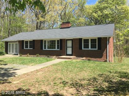 2072 WARRENTON RD Fredericksburg, VA MLS# ST9643634