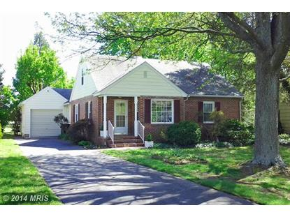 20 MOUNT PLEASANT AVE Easton, MD MLS# TA8394961