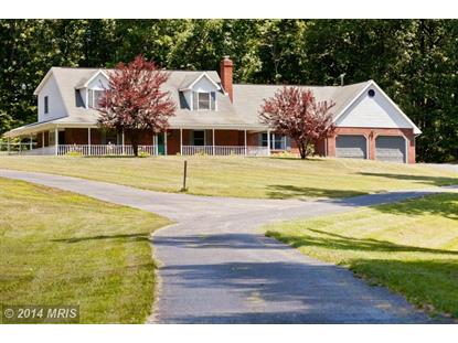 10827 SHANKTOWN RD Big Pool, MD MLS# WA8418155