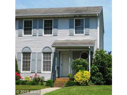 1011 SUMAC CIR Salisbury, MD MLS# WC8713406
