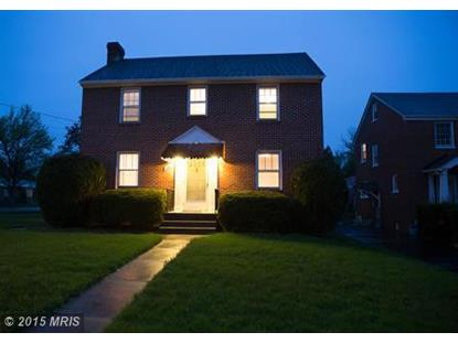406 VIRGINIA AVE Winchester, VA MLS# WI8235275