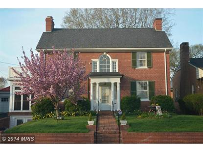 237 JEFFERSON ST Winchester, VA MLS# WI8346605