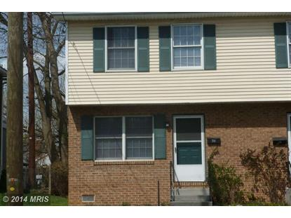 314 NATIONAL AVE Winchester, VA 22601 MLS# WI8381236