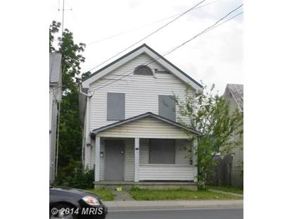 3551/2 NATIONAL AVE Winchester, VA MLS# WI8385017