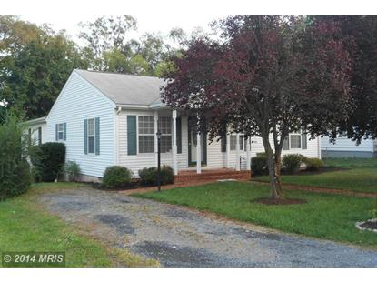 144 MYRTLE AVE Winchester, VA MLS# WI8469575