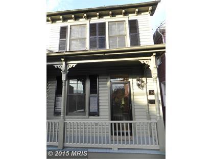116 CORK ST E Winchester, VA MLS# WI8480004