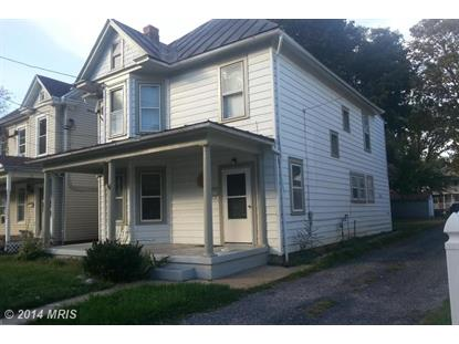 368 NATIONAL AVE Winchester, VA MLS# WI8484159