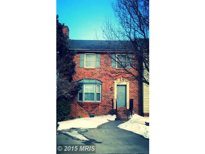 802 APPLESEED CT Winchester, VA MLS# WI8501590