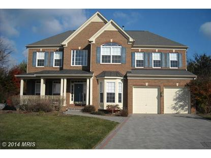1409 STONE MILL CT Winchester, VA MLS# WI8503776
