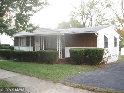 204 SHENANDOAH AVE Winchester, VA MLS# WI8513162