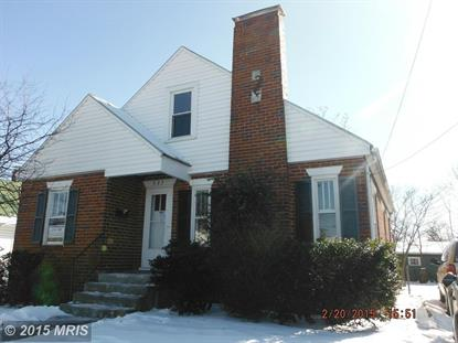 923 ORCHARD AVE Winchester, VA MLS# WI8557945