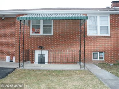 542 GRAY AVE #BASEMENT Winchester, VA 22601 MLS# WI8558975